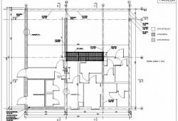 projekt wykonawczy_rozbudowa pawilonu stacji_stacja benzynowa_Brzozów_1