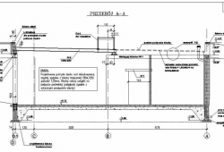 projekt wykonawczy_rozbudowa pawilonu stacji_stacja benzynowa_Brzozów_2